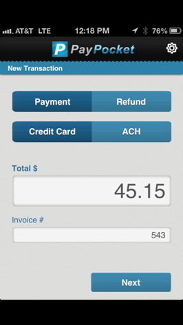 PayTech's PayPocket Mobile POS now available for Android ...