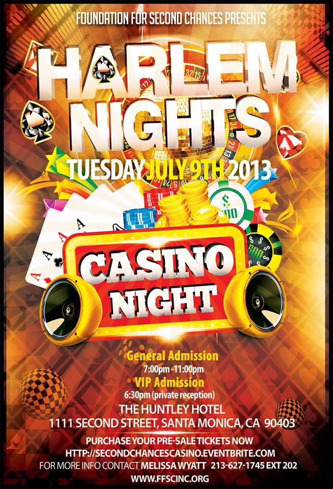 casino night 2013_Harlem Nights