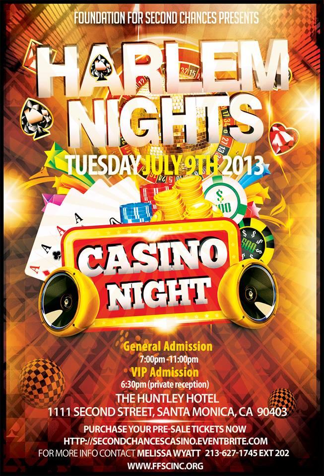 casino outreach