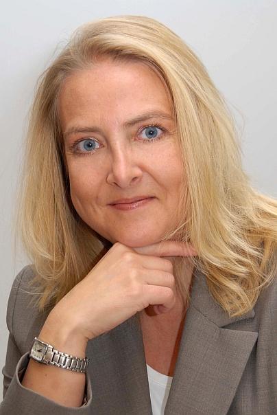 Petra Heinrich, vice president of partners & allia