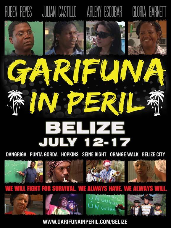 Garifuna in Peril in Belize