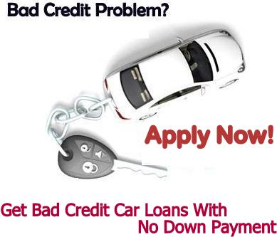 Zero Down Bad Credit Car Loans >> Importance Of Bad Credit Auto Loans With No Down Payment ...