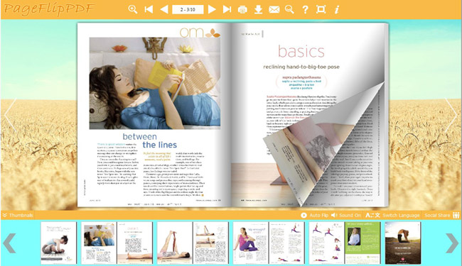 eflip professional now makes digital flipbook from pdf ms office