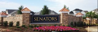 Senators Entrance