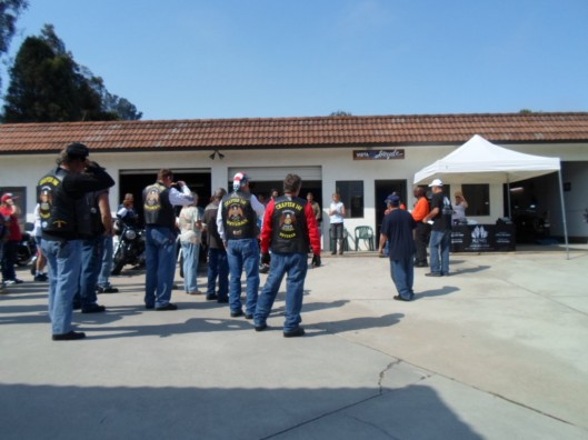 King Motorcyle Lawyers 2nd Annual Freedom Ride
