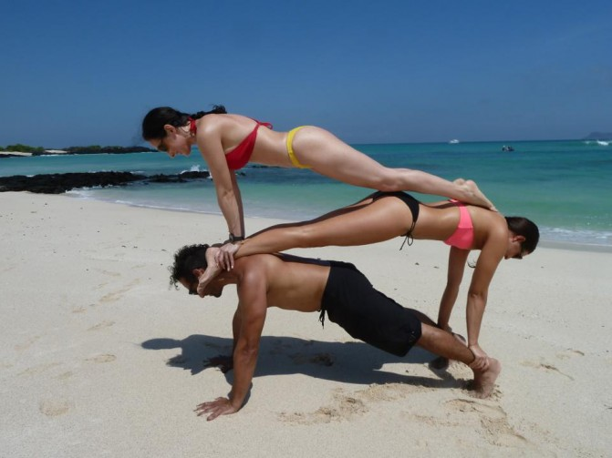 The Travel Yogi To Bring Yoga Retreat To Beach House Turks And Caicos In November Widness Wiggins Pr Prlog
