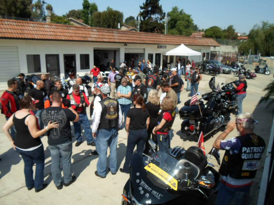 Vista Motorcycle 2nd Annual Freedom Ride Route Pla