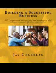 One of Jay Goldberg's books