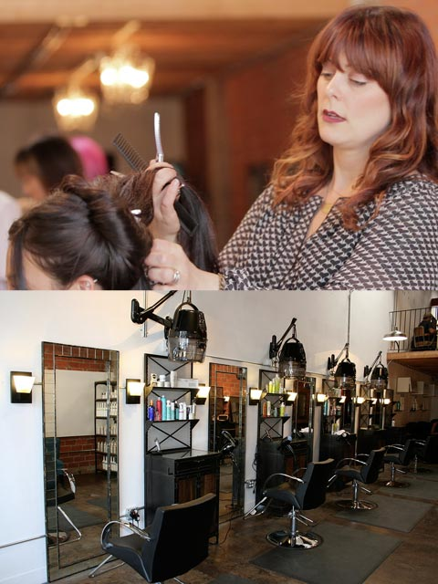 The Local Salon - An Organic Salon in North Hollywood.