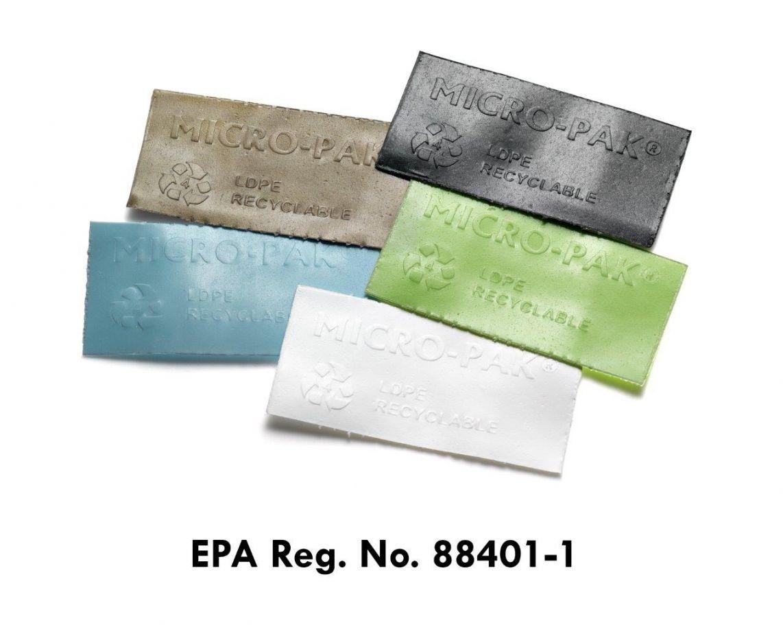 Micro-Pak EPA sticker