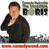 Comedy Hypnotist at the Ex