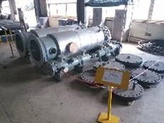 SGS provides gas turbine inspection services in Ukraine.