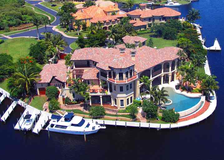 Largest Home In Cape Coral Sold By Realmark Realty Llc For
