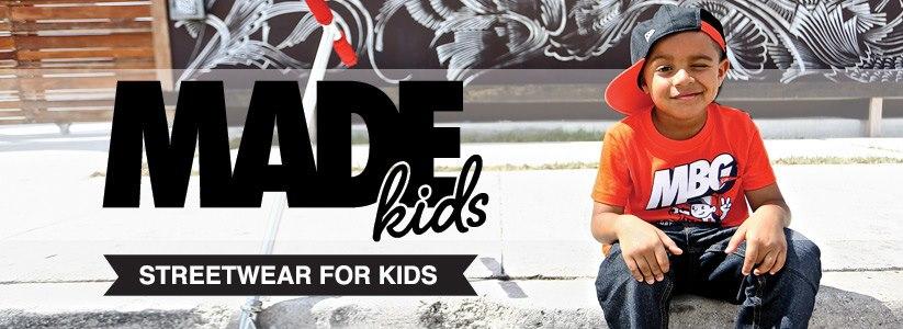 Made Kids Streetwear B...