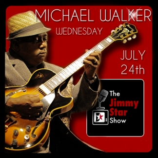 Michael Walker on The Jimmy Star Show