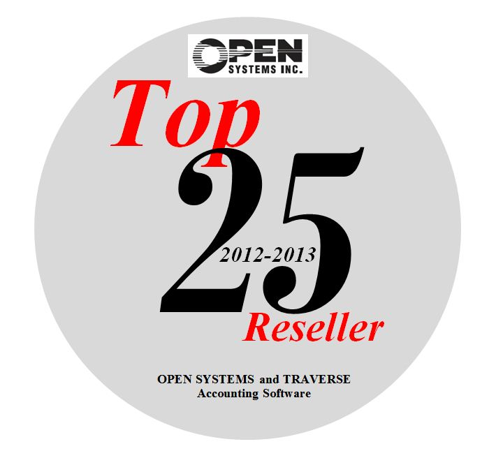 Customware Inc Named Top 25 By Open Systems Inc