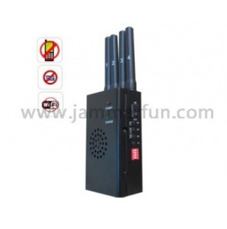 3g jammer diy | High Power Handheld Portable Cellphone + Wifi Jammer for worldwide all Networks