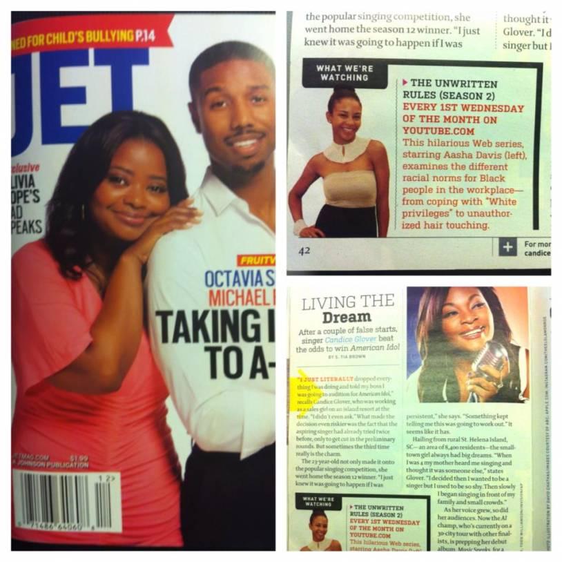 JET Magazine - August 12 Issue