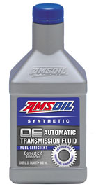 AMSOIL OE Synthetic Fuel Efficient ATF