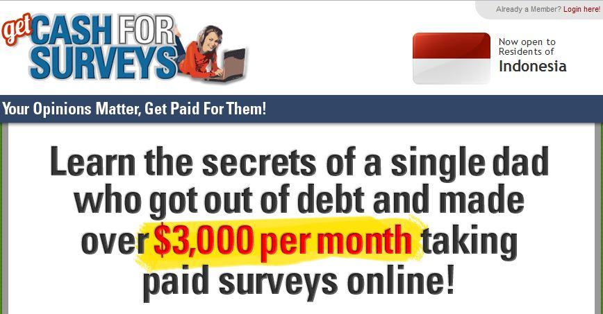Cash For Surveys - Can You Really Make Money With Cash For Surveys ...