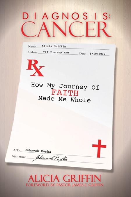 Diagnosis Cancer Book Cover