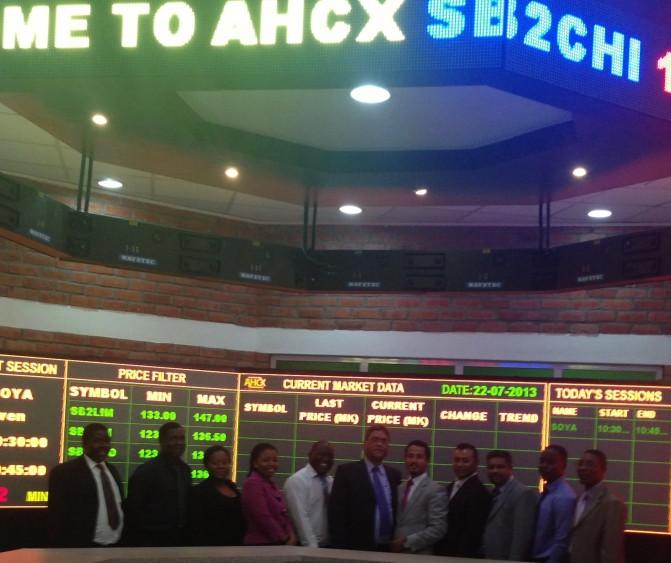 Ahl trading system