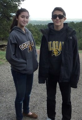 Danielle Sidi (15), with her brother Sean Sidi (19), missing May 21, 2013.