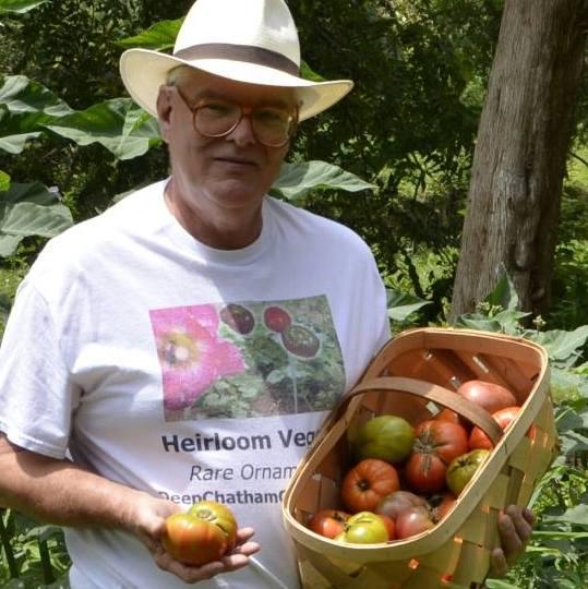 Deep Chatham Gardens' Heirloom Tomato Dinner August 20 at Pittsboro Roadhouse