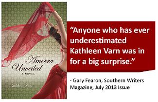 Ameera Unveiled by Kathleen Varn