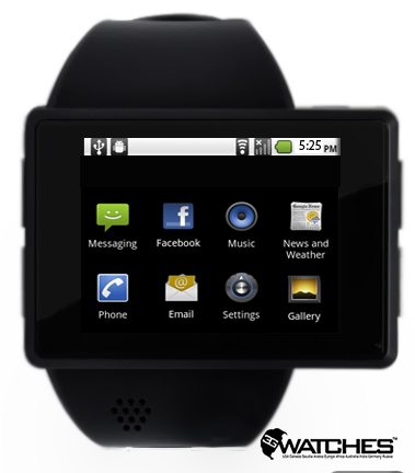 VEGA SmartWatch Phone By 3G Watches