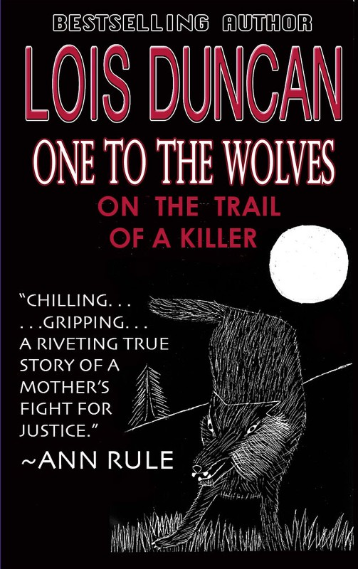 Book Cover One for Wolves2