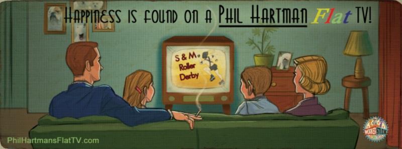 Worker Studio Promotional Parody for Phil Hartman's Flat TV