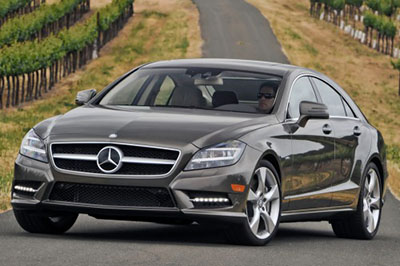 The 2015 mercedes benz cls class will come equipped with a for Motor werks of barrington mercedes benz