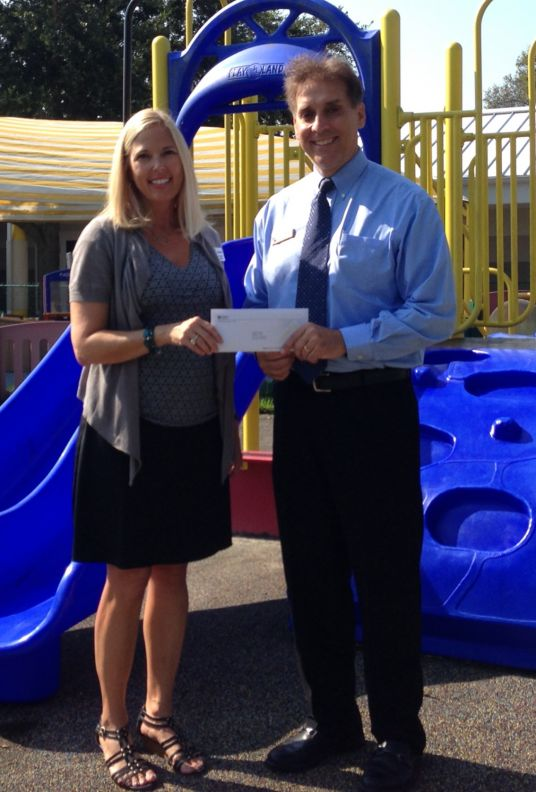 Donation From Local Real Estate Professional at Generous ...