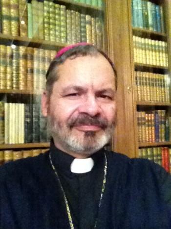 Chief Exorcist, Archbishop Ron Feyl, SOSM