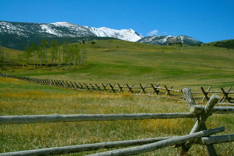 The natures blessing in the form of Farm and Ranch Property for Sale