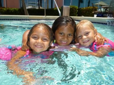 Kristins Three Children