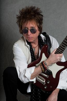Ricky Byrd - Rock Guitar Legend