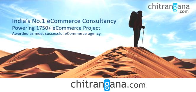 Chitrangana.com No.1 eCommerce Consultancy Company