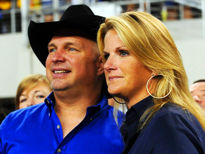 Garth Brooks & Trish Yearwood Tour