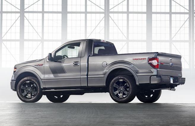 2014 Ford F 150 Tremor Price