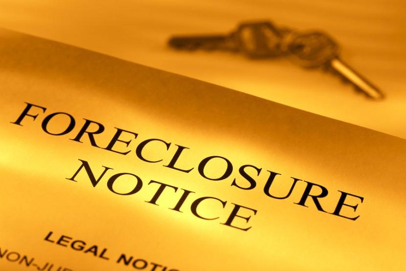 #AmericanDreamTalk Foreclosure Notice