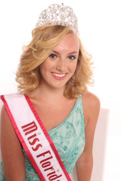 Rebecca Markert, Miss Florida Junior Teen 2013