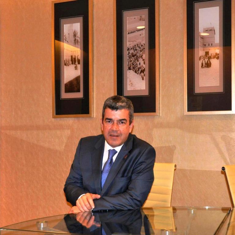 Juan Uribe, General Manager of Four Points by Sheraton Riyadh Khaldia