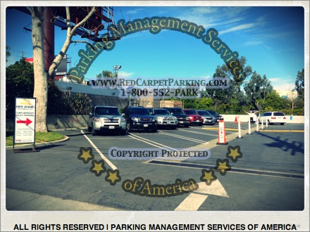 Parking Management Services offers valet parking in Los Angeles & Orange County