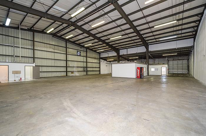 South Florida Warehouse Space Organization