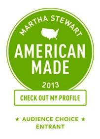 Martha Stewart American Made contest