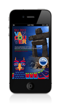 SIU 2013 EventPilot conference for medical meetings (native for iOS, Android)