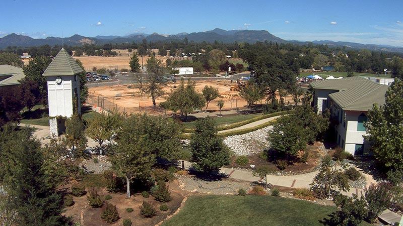 Simpson University Construction Webcam