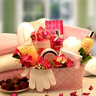 Take A Relaxing Break Gift Basket
